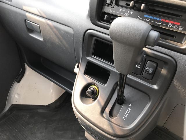 スペシャル 4WD エアコン インパネAT 軽バン 保証付(19枚目)