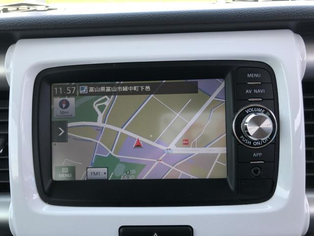 Xターボ 4WD スマートキー メモリーナビTV Bカメラ(19枚目)
