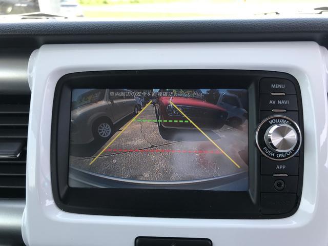 Xターボ 4WD スマートキー メモリーナビTV Bカメラ(20枚目)