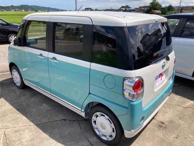 「ダイハツ」「ムーヴキャンバス」「コンパクトカー」「富山県」の中古車7