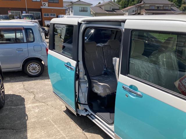 「ダイハツ」「ムーヴキャンバス」「コンパクトカー」「富山県」の中古車11