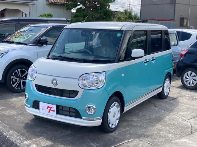 「ダイハツ」「ムーヴキャンバス」「コンパクトカー」「富山県」の中古車22
