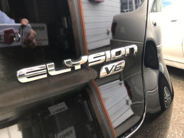 ホンダ エリシオン VG 両側電動スライドドア TV ナビ バックカメラ 4WD