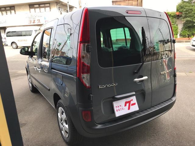 「ルノー」「カングー」「ミニバン・ワンボックス」「富山県」の中古車7