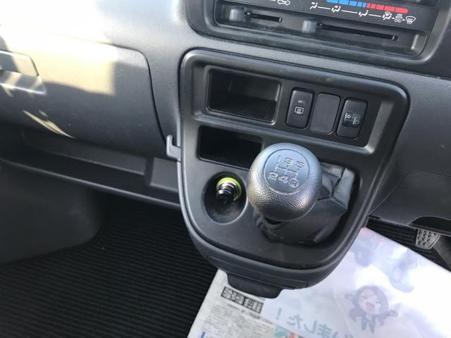 クルーズ 4WD 5MT ABS キーレス(14枚目)