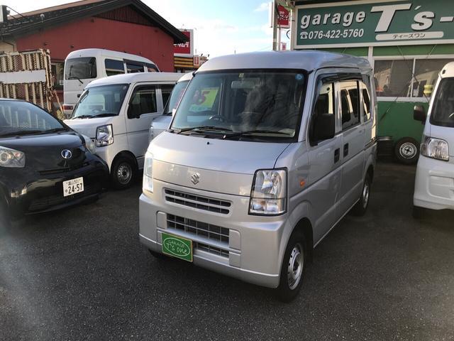 「スズキ」「エブリイ」「コンパクトカー」「富山県」の中古車22