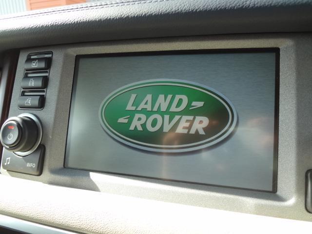 ランドローバー レンジローバー ヴォーグ エアサス 4WD 純正ナビ
