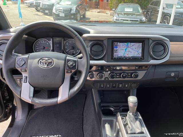 ダブルキャブ LTD 4WD 新車並行 アメリカ産(6枚目)