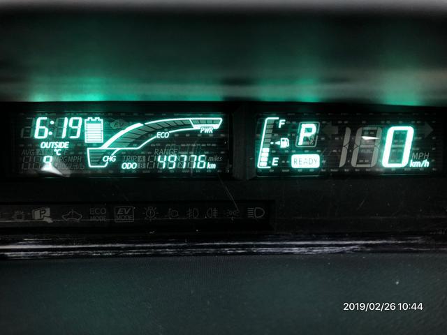 トヨタ アクア S 純正ワンセグSDナビ ビルトインETC シートヒーター