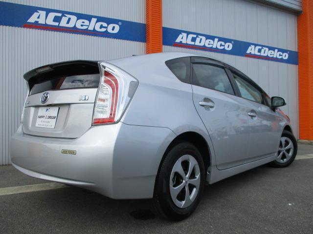S 後期モデル 社外SDナビ 地デジTV ETC 純正15AW プッシュスタート スマートキー(8枚目)
