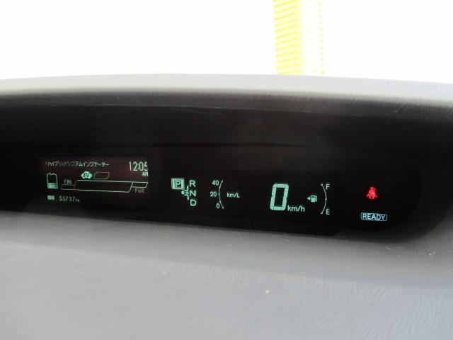 トヨタ プリウス S アルパイン8インチナビ ローダウン フルエアロ