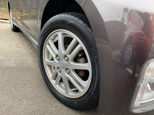 カスタム X HIDライト momoステアリング 純正14AW スマートキー オートライト(29枚目)