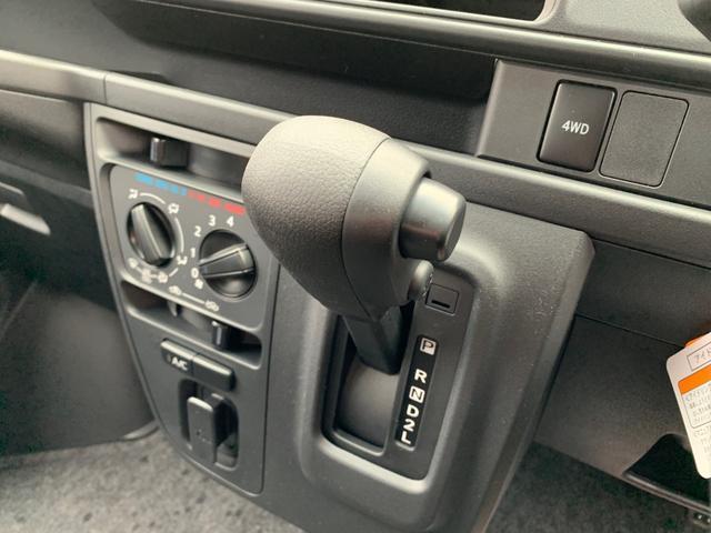 デッキバンG 4WD 届出済み未使用車 OPカラー(9枚目)