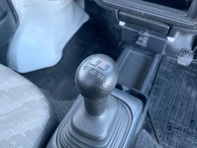 KCスペシャル 4WD 三方開 エアコン パワステ(9枚目)