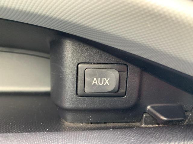 S スマートエントリーPKG オートライト ステアリングスイッチ オートライト AUX対応(21枚目)