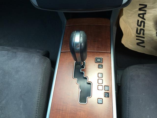 日産 ティアナ 230JM 1年走行無制限保証 CD キーレス