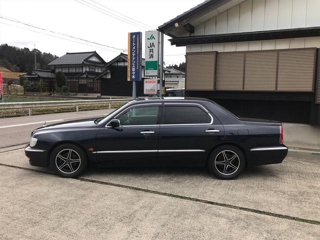 「三菱」「プラウディア」「セダン」「富山県」の中古車9