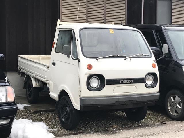 「マツダ」「ポーターキャブ」「トラック」「富山県」の中古車2