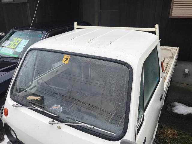 「マツダ」「ポーターキャブ」「トラック」「富山県」の中古車7