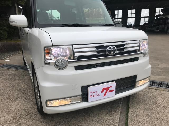 「トヨタ」「ピクシススペース」「コンパクトカー」「富山県」の中古車4