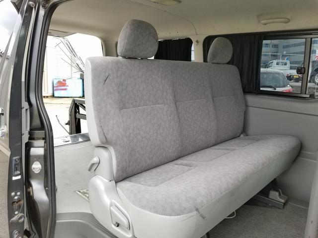 ロングスーパーGLディーゼルターボ4WD車いす昇降リフト車(15枚目)