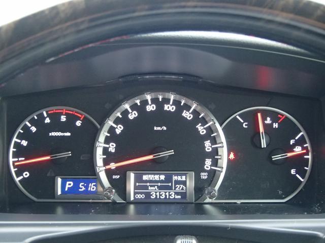 スーパーGLダークプライム4WD軽油フルセグSDナビBカメラ(17枚目)