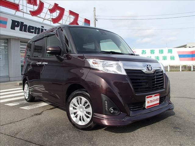 「トヨタ」「ルーミー」「ミニバン・ワンボックス」「富山県」の中古車3