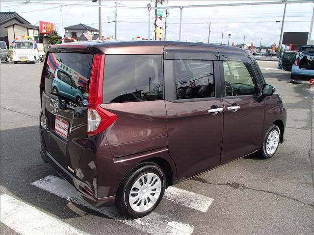 「トヨタ」「ルーミー」「ミニバン・ワンボックス」「富山県」の中古車5