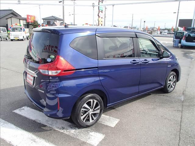 「ホンダ」「フリード」「ミニバン・ワンボックス」「富山県」の中古車5