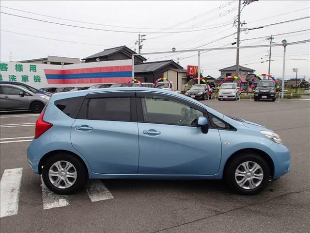 「日産」「ノート」「コンパクトカー」「富山県」の中古車4