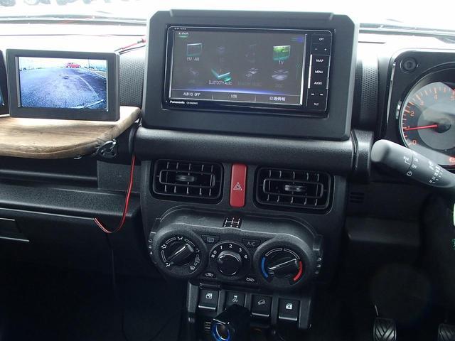 XG 切替4WD 5速MT リフトアップ 16AW オーバーフェンダー 電動ウインチ フルセグナビ FSRカメラ ドラレコ LEDライト&フォグ フロントグリル テールレンズ マフラー エアクリーナー(18枚目)