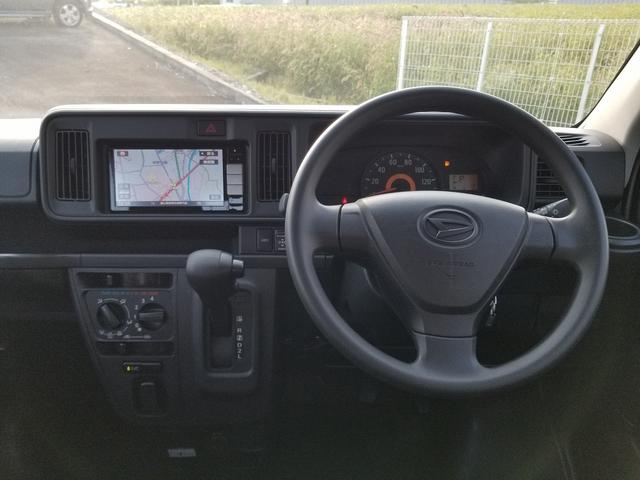 デッキバン L ハイルーフ 切替4WD 純正SDナビ フルセグTV バックカメラ ドライブレコーダー ETC アイドリングストップ オーバーヘッドシェルフ 両側スライドドア DVD再生機能 ブルートゥース対応(14枚目)