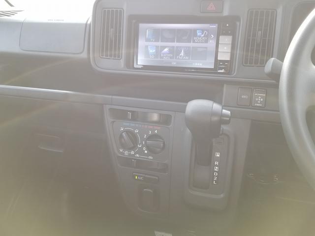 デッキバン L ハイルーフ 切替4WD 純正SDナビ フルセグTV バックカメラ ドライブレコーダー ETC アイドリングストップ オーバーヘッドシェルフ 両側スライドドア DVD再生機能 ブルートゥース対応(15枚目)