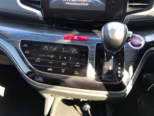 アブソルート・EX パワーシート Bカメラ 衝突軽減装置 両側パワースライドドア ナビ(9枚目)