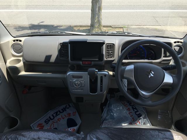 スズキ エブリイワゴン JPターボ 4WD 届出済未使用車
