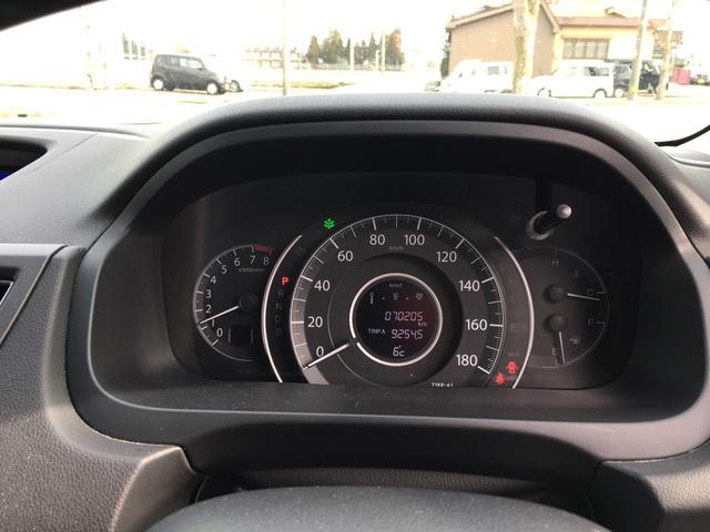 ホンダ CR-V 24G 4WD 純正HDDインターナビ バックカメラ ETC
