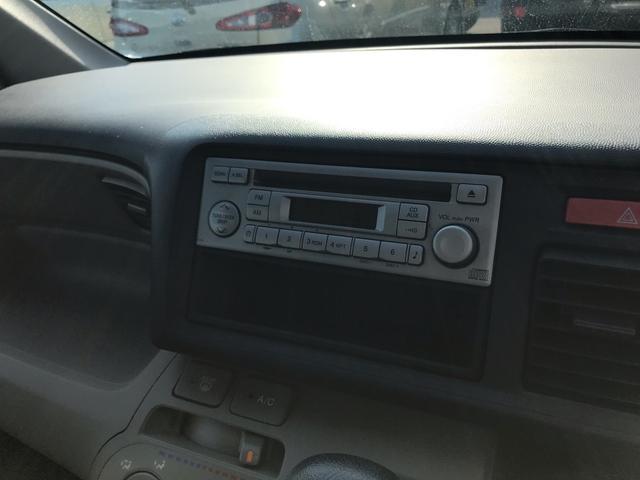 コンフォートスペシャル 車検整備付 CDチューナー(12枚目)