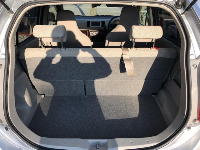 X ナビ CVT AW オーディオ付 コンパクトカー 4WD(9枚目)