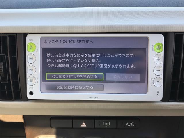 X ナビ CVT AW オーディオ付 コンパクトカー 4WD(13枚目)