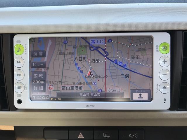 X ナビ CVT AW オーディオ付 コンパクトカー 4WD(14枚目)
