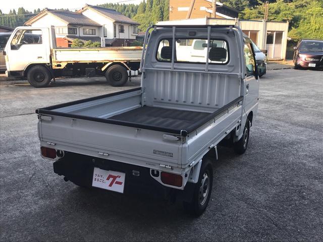 TB 4WD  エアコン パワステ(4枚目)
