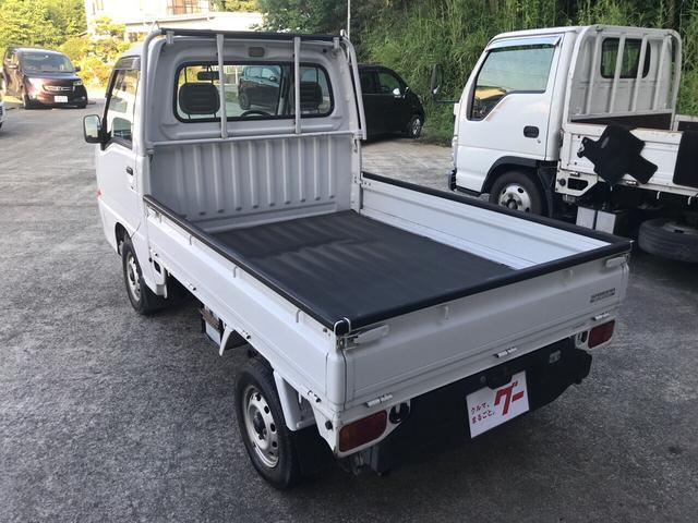 TB 4WD  エアコン パワステ(6枚目)