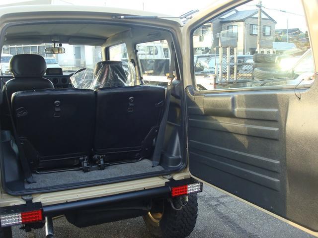 スズキ ジムニーシエラ 1.3 エルク リフトアップ 4WD 4ナンバー貨物登録