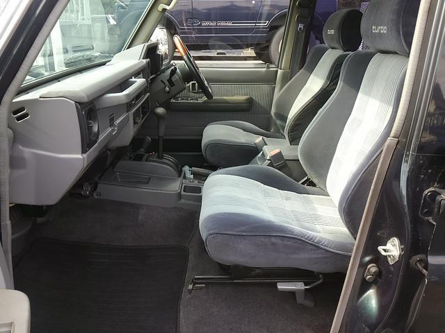 トヨタ ランドクルーザープラド 2.4 EX リフトアップ 1ナンバー貨物登録