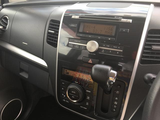 スズキ ワゴンRスティングレー X スマートキー キセノンライト
