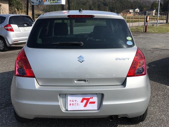 「スズキ」「スイフト」「コンパクトカー」「富山県」の中古車5