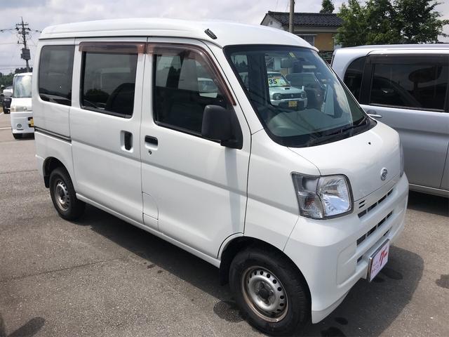 「ダイハツ」「ハイゼットカーゴ」「軽自動車」「富山県」の中古車3