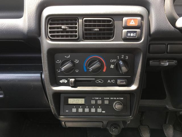 ホンダ アクティトラック SDX 5MT 4WD エアコン パワステ 三方開