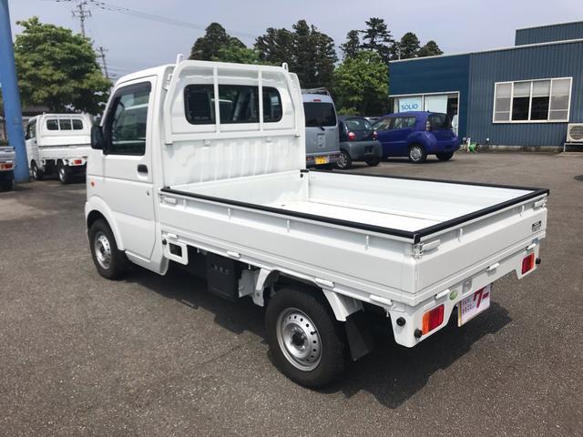 KCエアコン・パワステ 4WD 5MT 安全ボディ 三方開(6枚目)