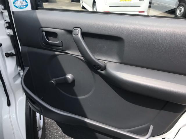 KCエアコン・パワステ 4WD 5MT 安全ボディ 三方開(17枚目)